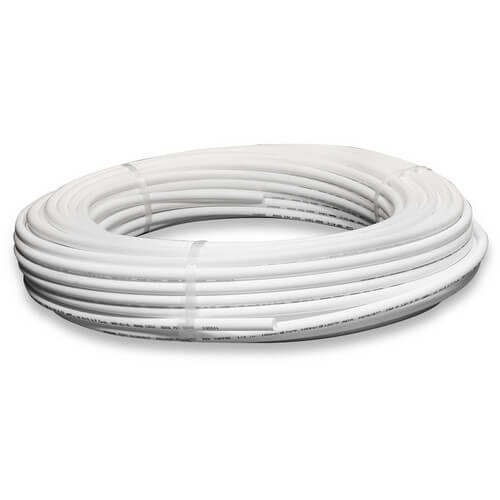 "3/8"" White PEX Tubing (500 ft Coil)"