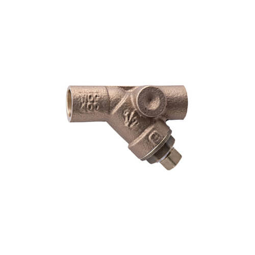 "1-1/4"" 777S 20 M1 Bronze Wye Strainer (Threaded)"