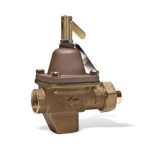 "SB1156F 1/2"" Bronze High Capacity Feed Water Pressure Regulator"