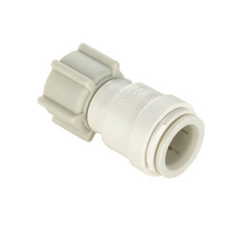"Polysulfone Quick-Connect Stop Valve, 3/4"" CTS"