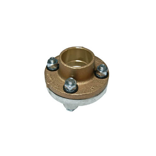 "4"" 3100 Dielectric Pipe Fitting (Flanged)"