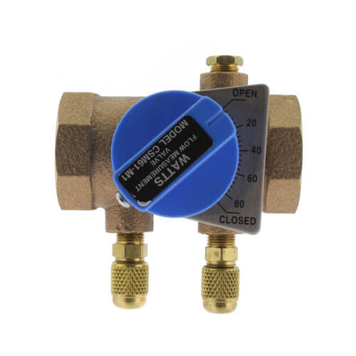 "1-1/4"" CSM-61 Flow Monitor (Threaded)"