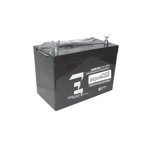 Aquanot Deep-Cycle Battery (AGM)