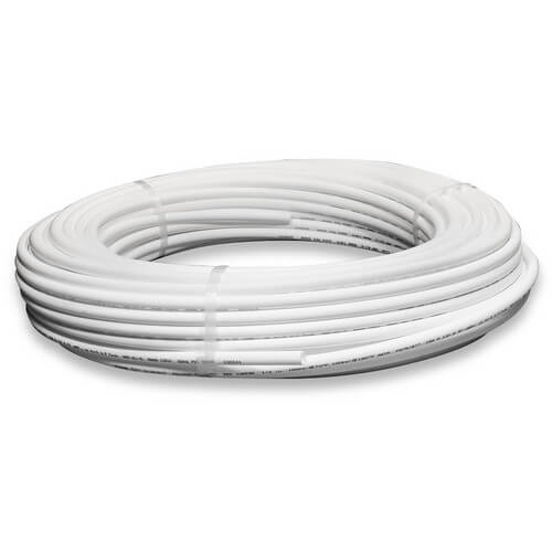 "1"" White PEX Tubing (100 ft Coil)"