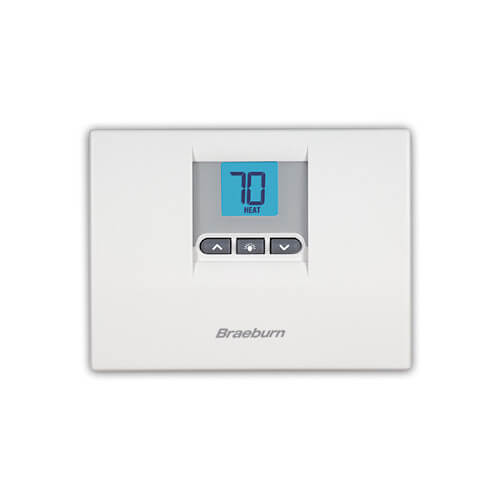 Single-Stage Heat or Cool Only Thermostat