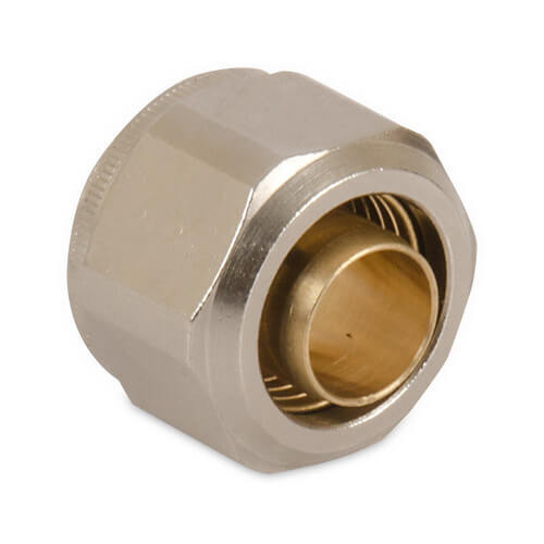 Radiator Compression Fitting, PEX 17x2 mm (2 per set)