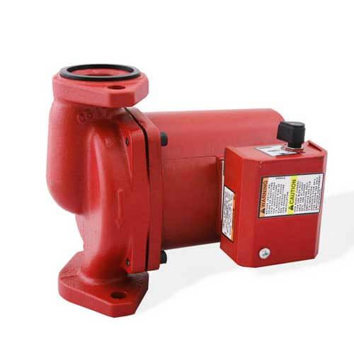 1/25 HP, NRF-22 Red Fox Circulator Pump