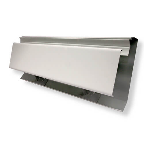 5 ft. Multi/Pak 80D Baseboard (Cover Only)