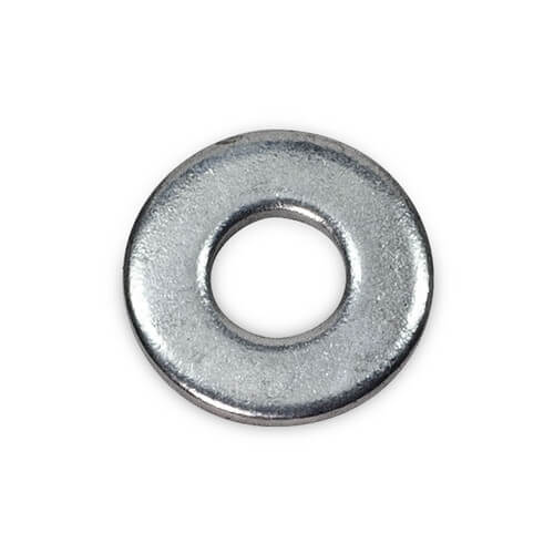 "3/8"" Heavy Hex Nut (Electro-Galvanized)"