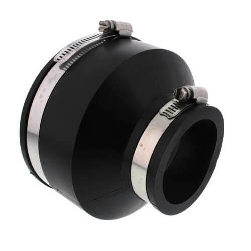 Fernco quot flexible coupling cast