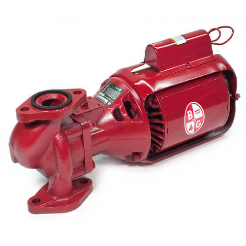 106189 bell gossett 106189 1 12 hp series 100 nfi 1 12 hp series 100 nfi circulator pump product image