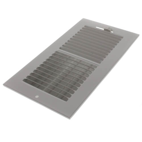"20"" x 30"" White Sidewall/Ceiling Return Air Filter Grille (673 Series)"