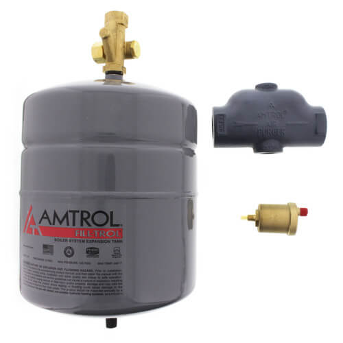 "Model 109-100 Fill-Trol w/ 1"" Purger & Air Vent (2 Gallon Volume) Product Image"