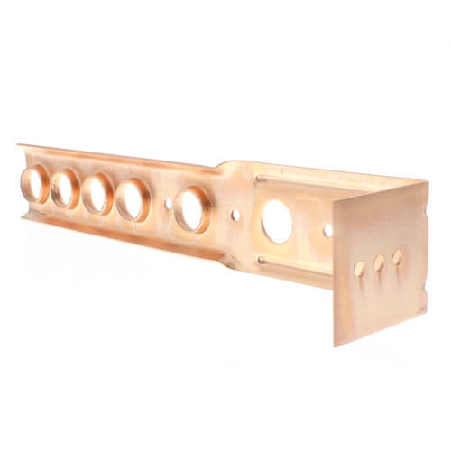 """1/2"""" Copper Bracket for Toilet (9-1/2"""" Height) Product Image"""