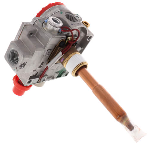 "LP Gas Water Heater Valve Uni-Kit w/ 1-1/4"" Shank (100,000 BTU) Product Image"