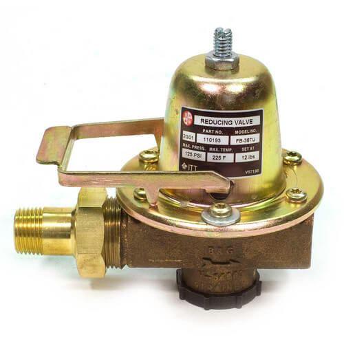 FB-38TU Pressure Reducing Valve (Threaded Union Connection)