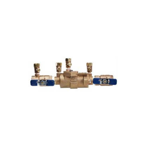 "1-1/4"" 850 Double Check Valve Assembly (Lead Free)"