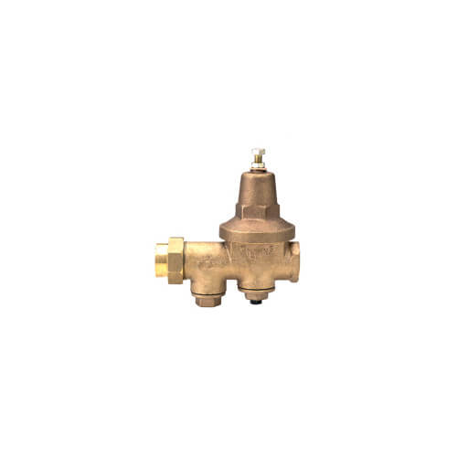 "1-1/4"" Lead Free FNPT Union x FNPT Pressure Reducing Valve"