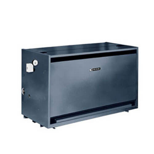 EGH-85, 210,000 BTU Output Standing Pilot w/ Tankless Opening Packaged Steam Boiler (Nat Gas)