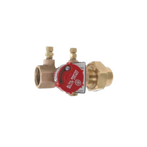"1"" Sweat Isolator Flange (Pair)"