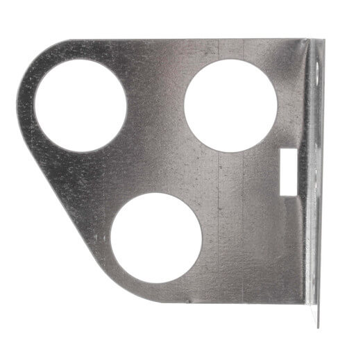 "1/2"", 3/4"", 1"" Galvanized Steel Triple Pipe Bracket"