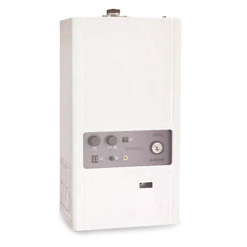 Axia 20E, 76,500 BTU Output Wall Hung Boiler w/ Hot Water Supply (Nat Gas or Propane)