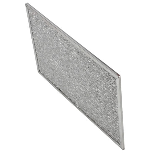 "20"" x 14"" White Sidewall/Ceiling Return Air Filter Grille"