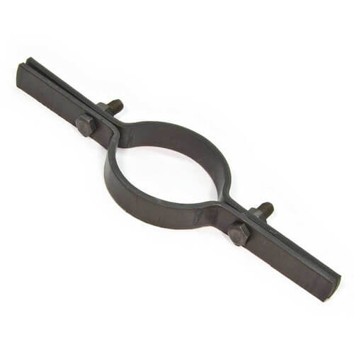 "1-1/2"" Black Riser Clamp"