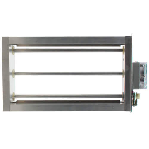 8 in. x 14 in. Rectangular Parallel Blade Damper
