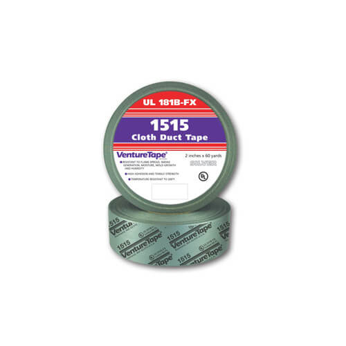 "UL181B-FX Cloth Duct Tape (2"" x 180')"