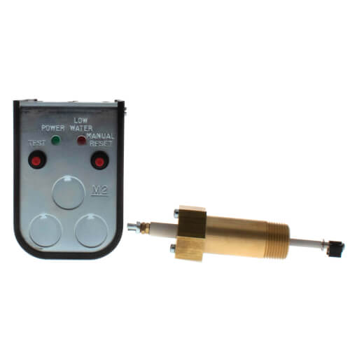 PSE801-M-U-120, Electronic, 120V Low Water Cut-Off w/ Manual Reset w/ Ext. Barrel (Steam)
