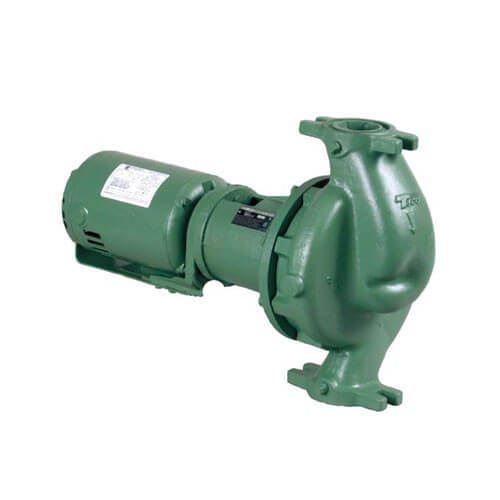 1600 Series Cast Iron Circulating Pump, 1/4 HP