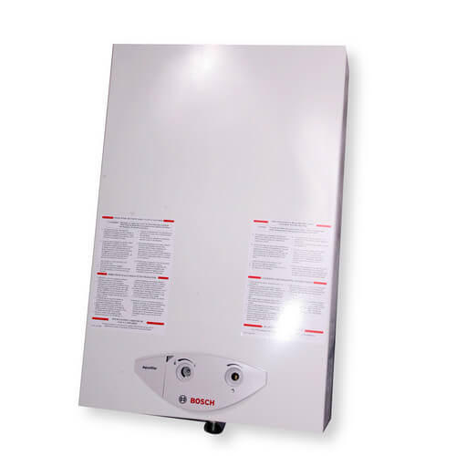 Bosch water heater comes for providing you the right solution for preparing the hot water. This is especially designed to meet the need of water heater with easy and
