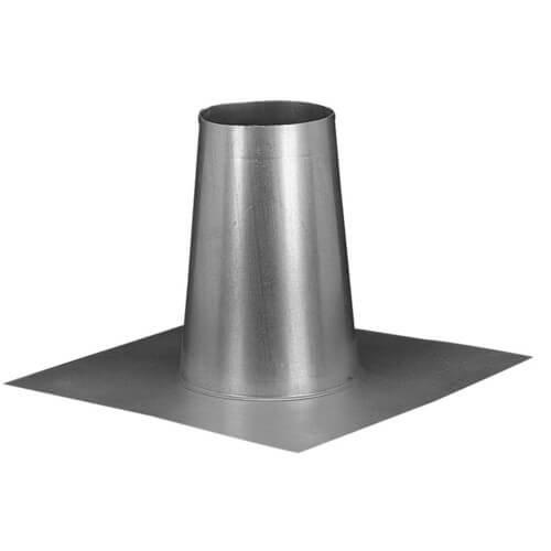 "4"" Tall Cone Flashing (4RTF)"