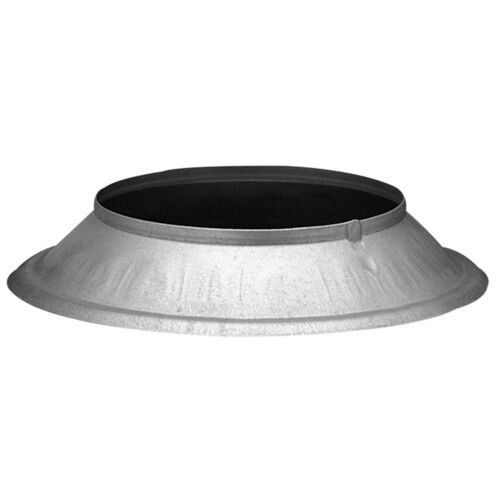 """4"""" x 25' F214 Insulated Flex Duct (Silver Jacket)"""