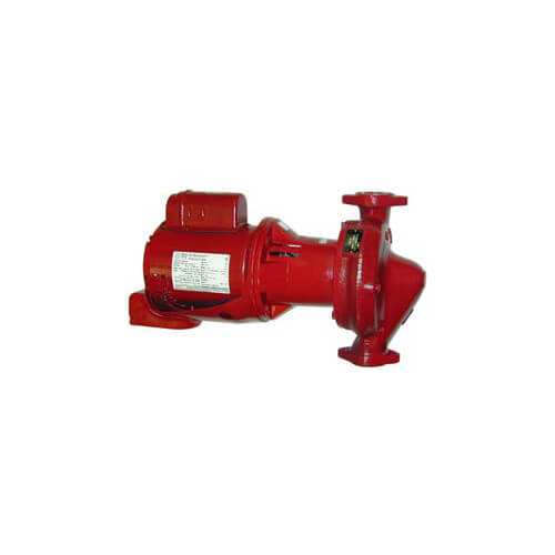 "1 HP 616S 2"" x 6-1/4"" In-Line Pump (1 PH, 115/208-230V)"