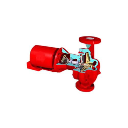 """1 HP 172X99 2"""" x 7"""" Circulator Pump (1 PH, 115/208-230V)"""