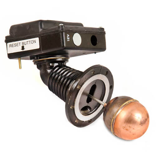 150S-M-HD, Head Replacement for Float Type, Combo LWCO & Pump Controller, w/ Manual Reset (Steam)