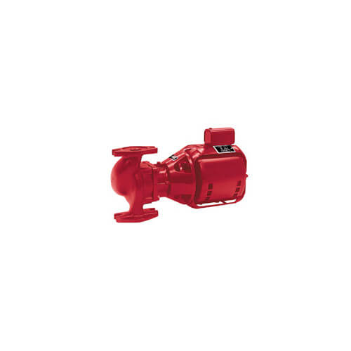 S-57-3 3-Phase AB Bronze In-Line Pump, 3/4 HP