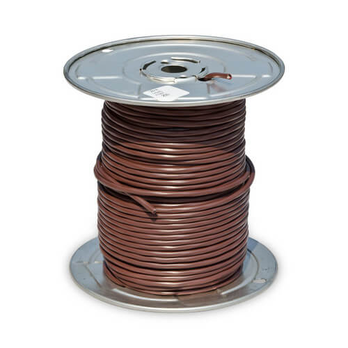 "1/4"" LL x 1/2"" SL x 35 ft Refrigerant Line Set for Mini-Split, Flared"