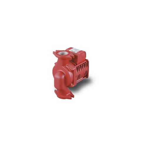 ARMflo E12-TE Cast Iron Circulator, 0-50 GPM Flow