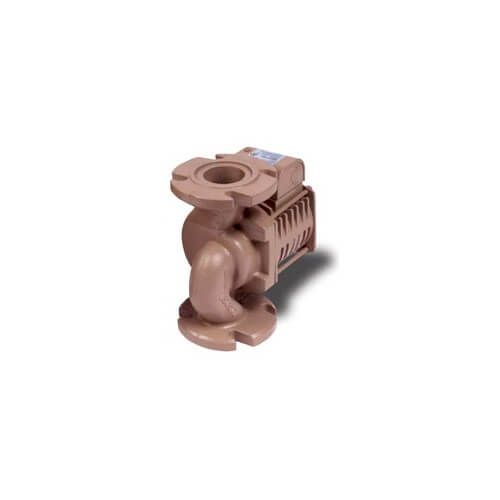 ARMflo E28.2B Bronze Circulator, 0-117 GPM Flow