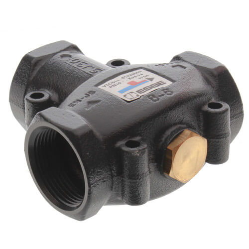 "ESBE Series 1-1/4"" 3-Way Thermic Valve (Body Only)"