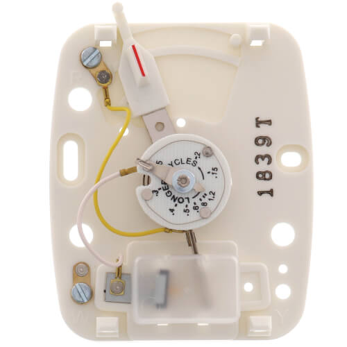 Single-Stage Snap-Action Low voltage room thermostat