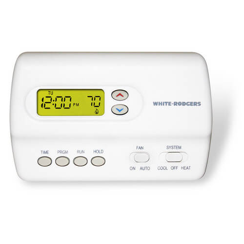 Voltage Is Not Reduced A Line Voltage Thermostat Or Controller And A