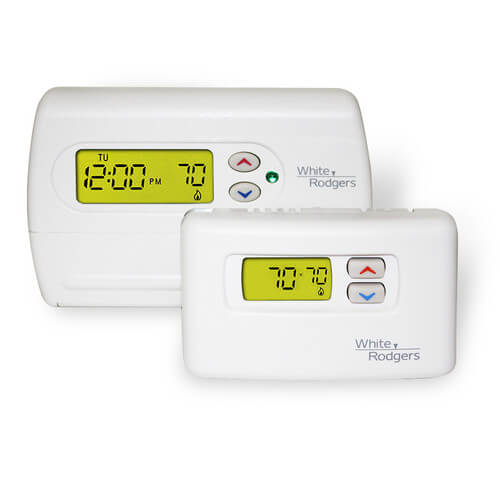 80 Series Programmable, 2H/2C, Digital Thermostat w/ Wireless Remote Sensor