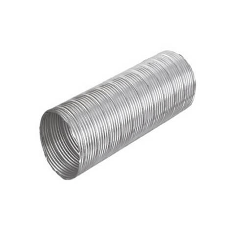 "4"" Triple Lock Ply Aluminum Duct (1)"