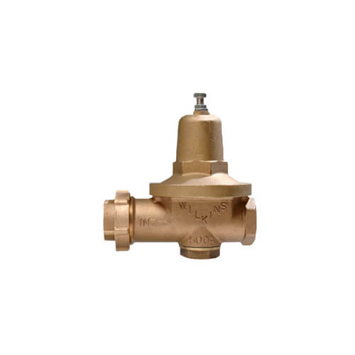 "2"" 500 Pressure Reducing Valve w/ Integral By-pass Check Valve"
