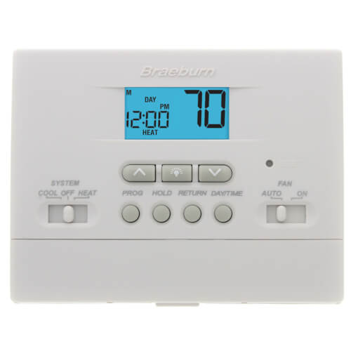 Single-Stage Economy Thermostat
