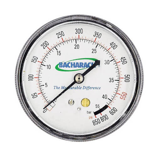 Stinger Low Pressure Gauge
